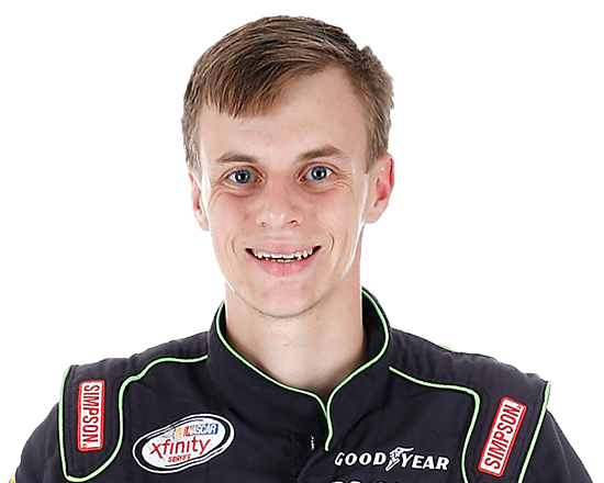 Joey Gase Official Site Of Nascar