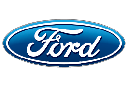 Manufactured by Ford