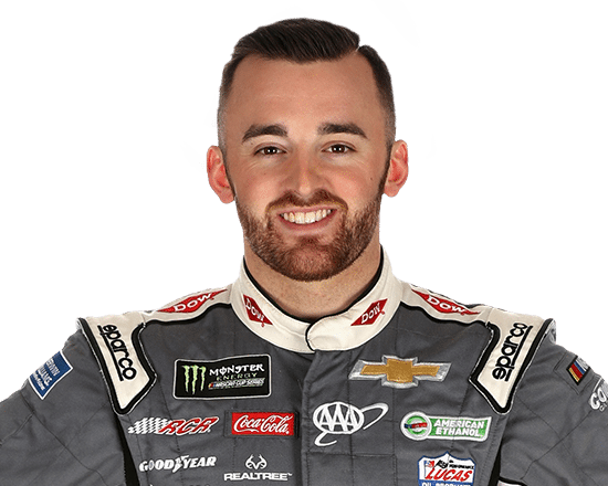Austin Dillon Official Site Of Nascar
