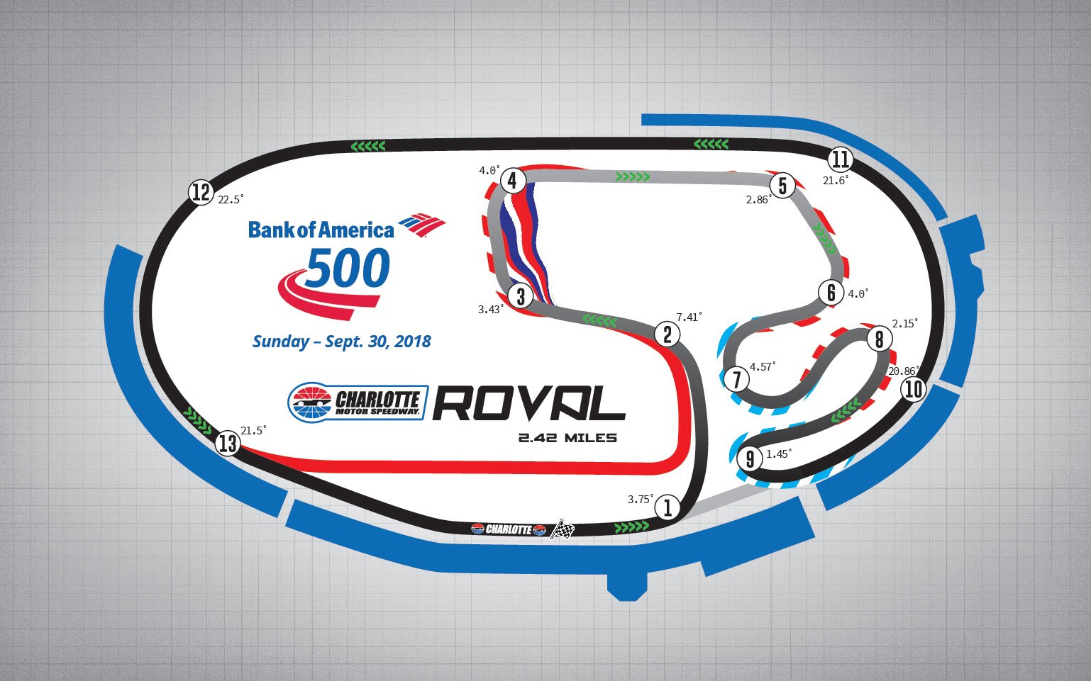 Nascarcasm a plea to charlotte motor speedway official for Charlotte motor speedway ticket office