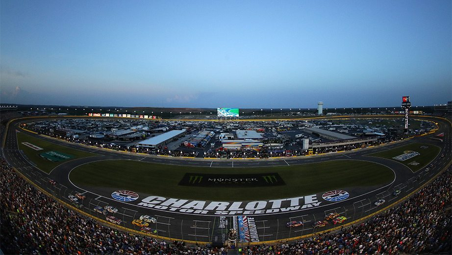 2018 Nascar Schedule Charlotte Playoff Race Will Be On