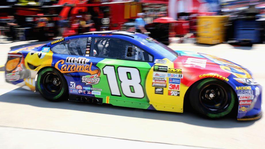 Kyle Busch Motorsports >> Kyle Busch reveals M&M's Caramel paint scheme for All-Star Race