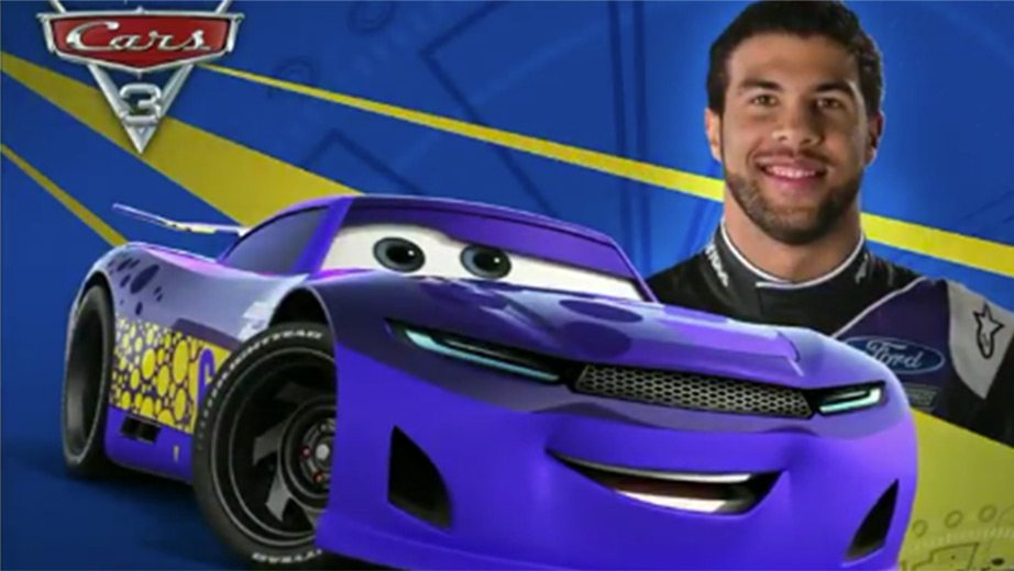 Nascar S Exclusive Look At Cars 3 Characters Official
