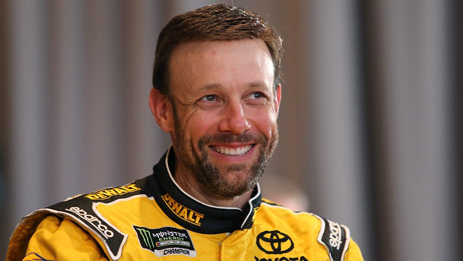 Matt Kenseth Discusses Rumor On Driving The No 88 In 2018
