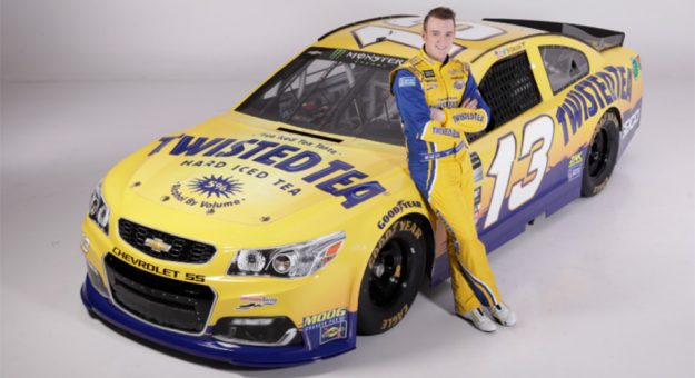 Ty Dillon Lands Twisted Tea For No 13 Multi Year Deal