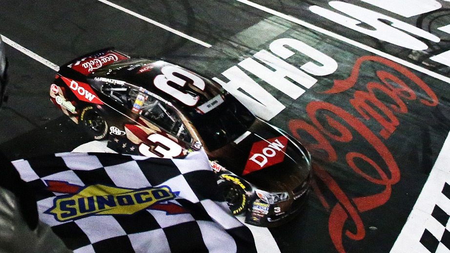 Austin Dillon Wins Coca Cola 600 For First Career Victory