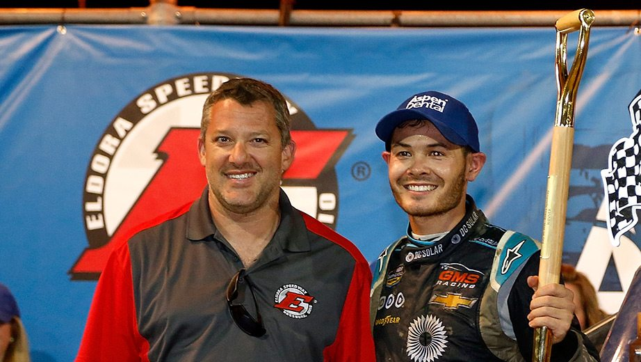 Tony Stewart: 'I would love to have' Kyle Larson at Stewart-Haas Racing - Nascar