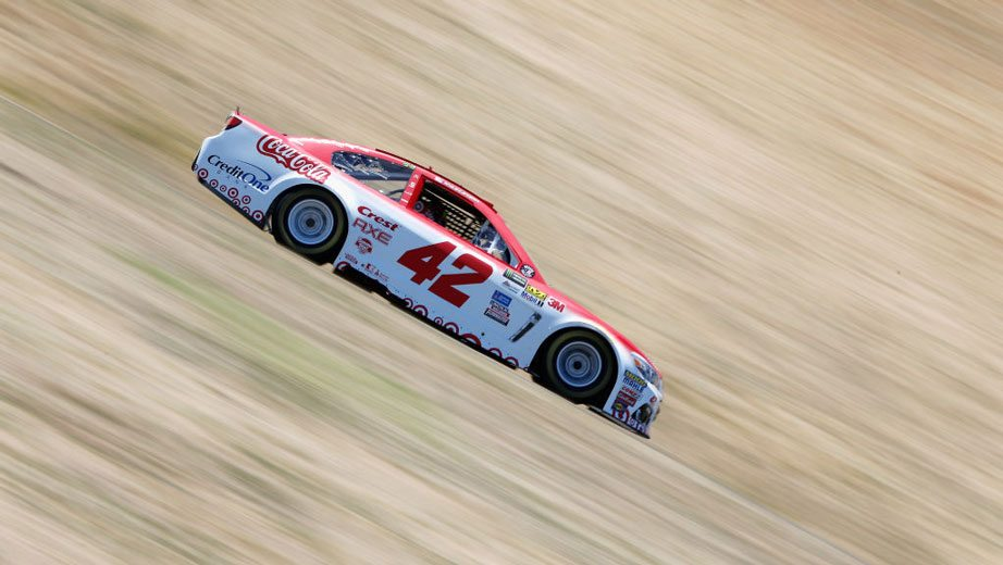 Kyle Larson tops Sonoma speed chart in final practice - Nascar
