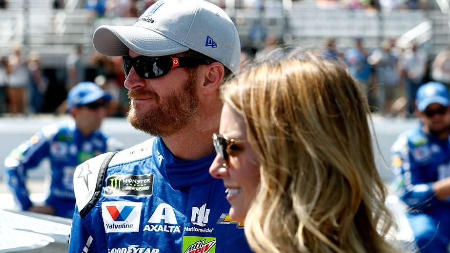 Dale Earnhardt Jr. overwhelmed with joy about baby news | NASCAR.com