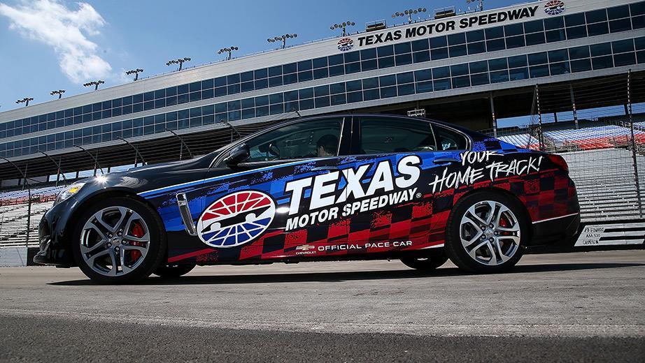 Aaa Texas  Pace Car