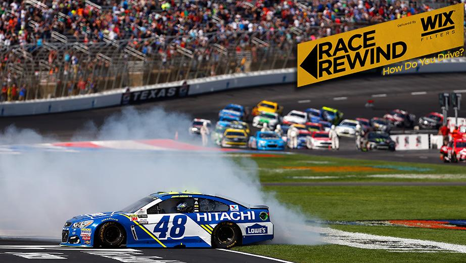 Race Rewind Texas In 15 Official Site Of Nascar