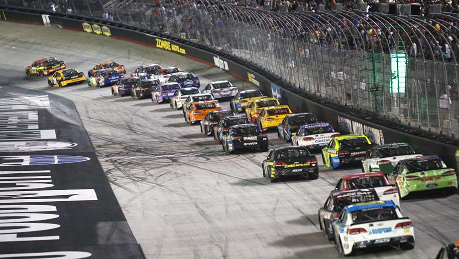 NASCAR's Scott Miller says the cone rule has been discussed