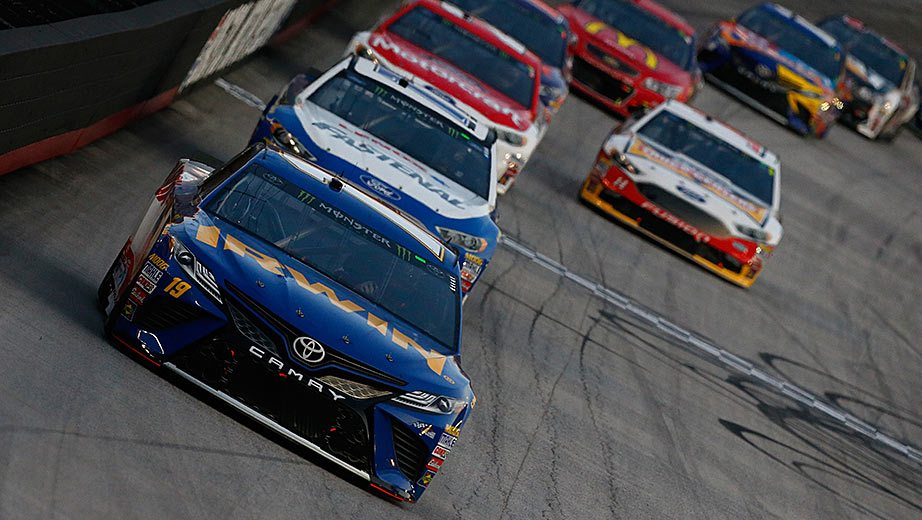 Penalty report: JGR No. 19, two Truck teams fined for lug-nut violations