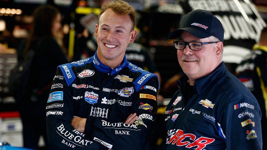Racing Fire Suits >> Daniel Hemric 2017 XFINITY Series Playoff outlook   NASCAR.com