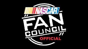 NASCAR Fan Council logo