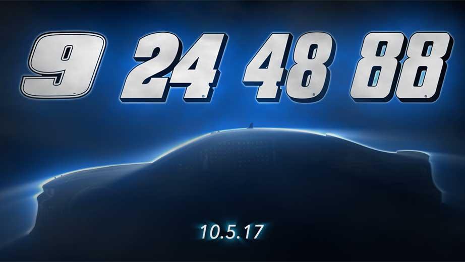 Hendrick Motorsports 2018 Lineup Unveils Daytona 500 Paint