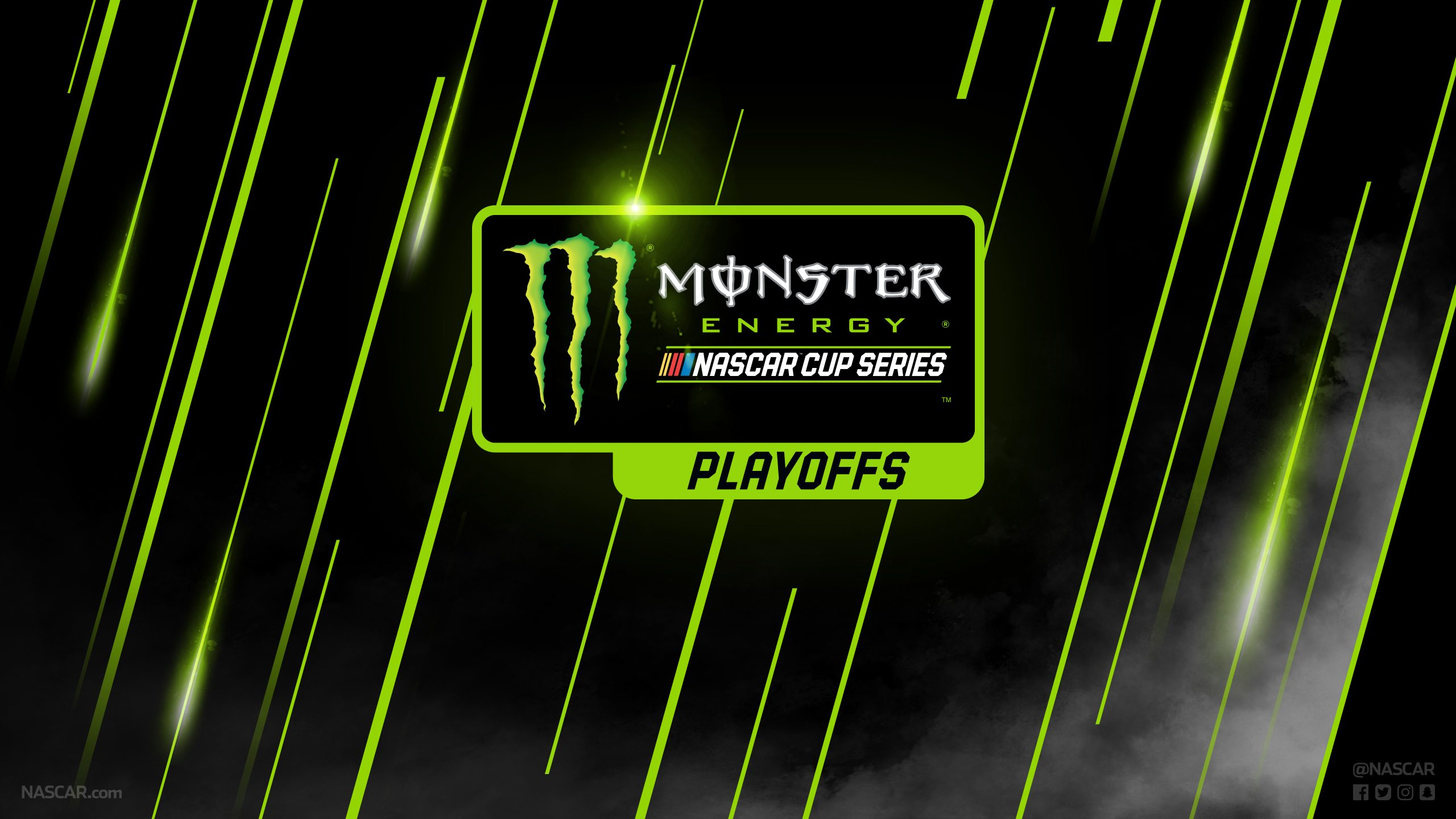 Nascar playoffs wallpapers home screens available now monster energy nascar cup series playoffs voltagebd Image collections