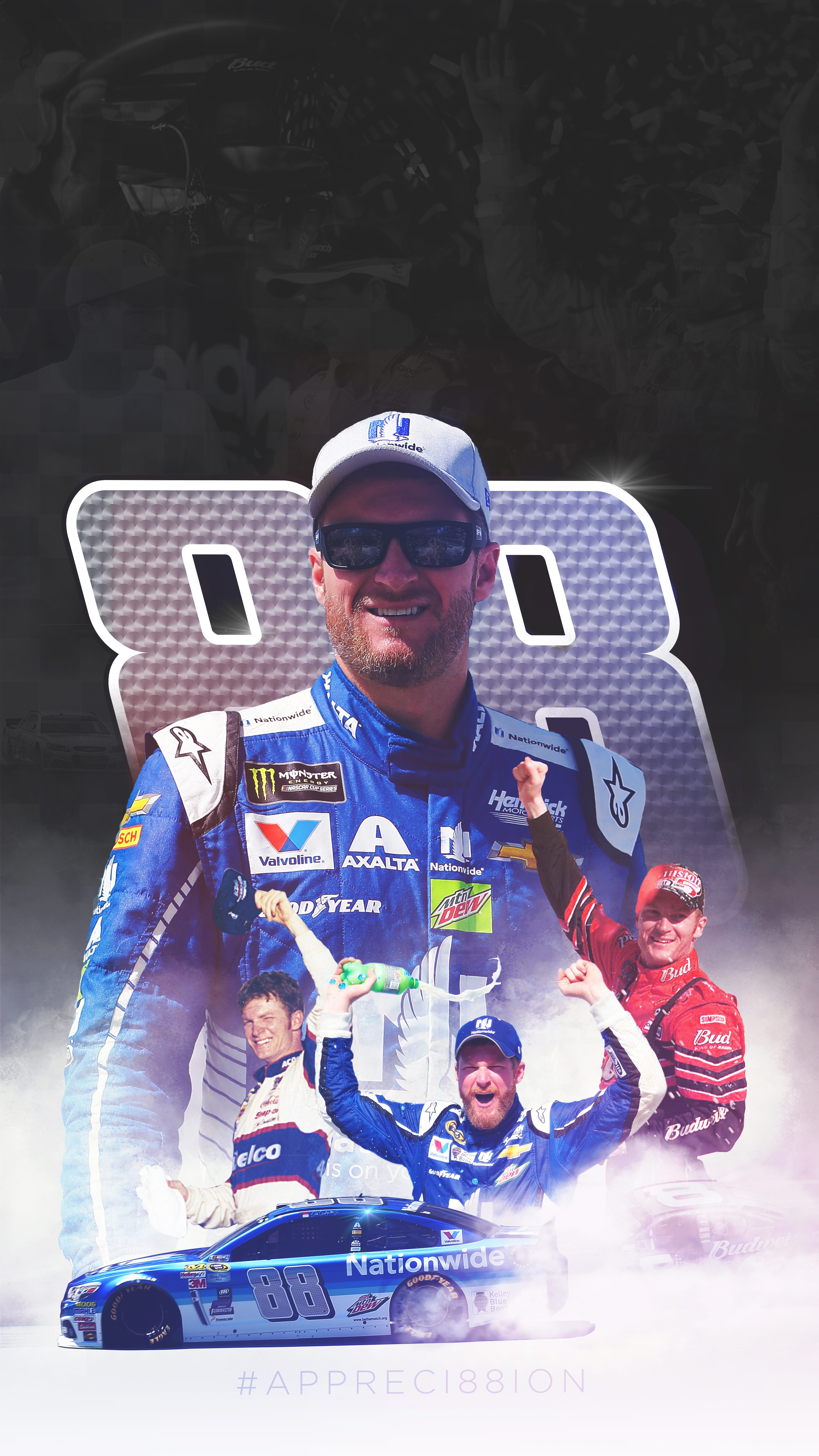 NASCAR Playoffs wallpapers, home screens available now
