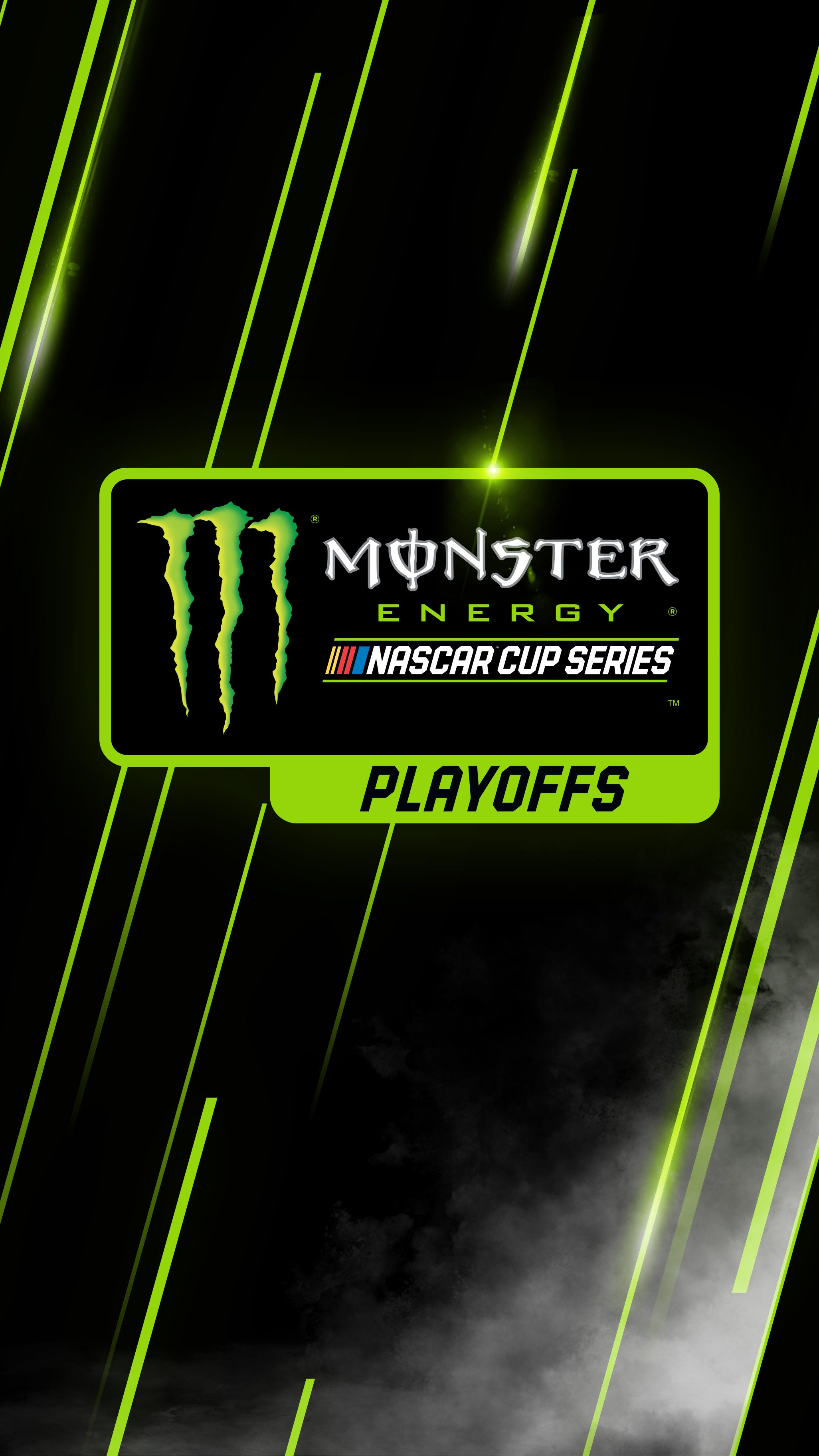 Nascar playoffs wallpapers home screens available now monster energy nascar cup series playoffs voltagebd Images