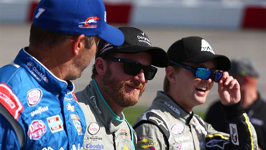 Jr Motorsports Drivers On What Its Like To Drive For Junior