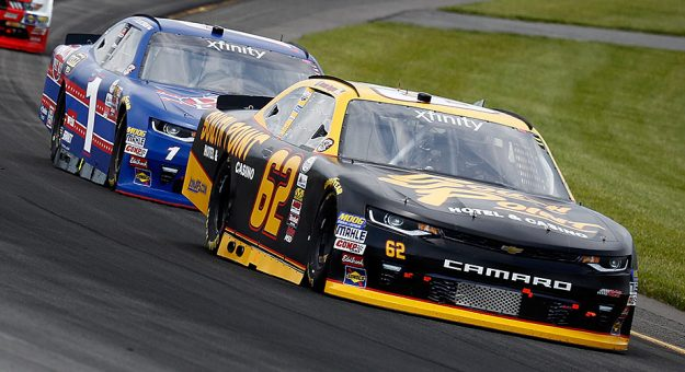 Xfinity Playoff Picture Richmond Race Offers Opportunity
