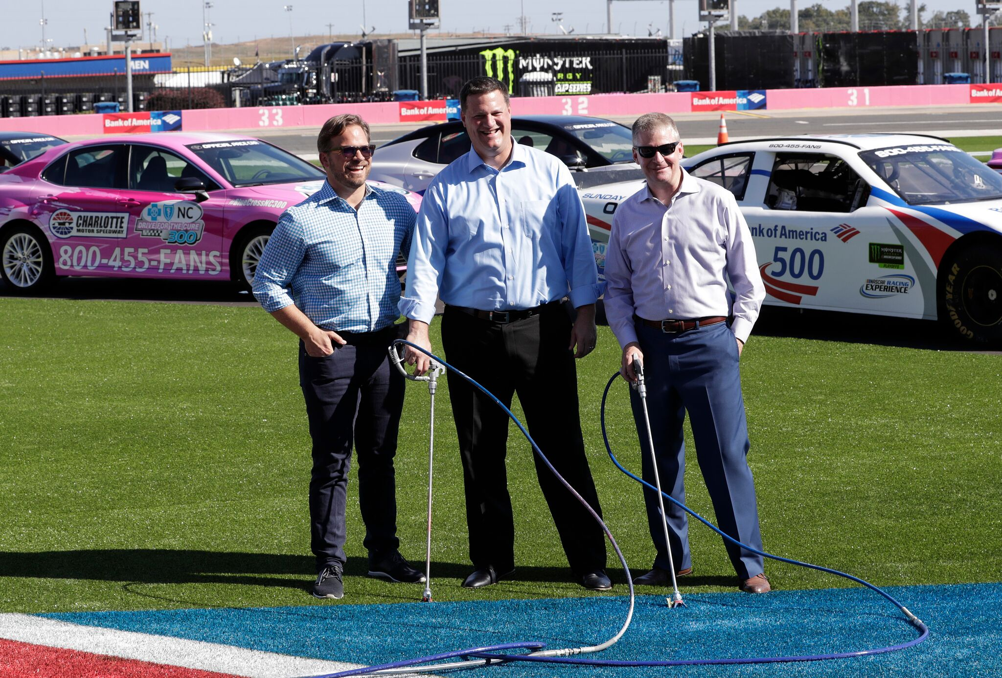 Charlotte Motor Speedway Road Course Setup Unveiled