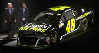 Hendrick Motorsports reveals 2018 paint schemes  NASCARcom