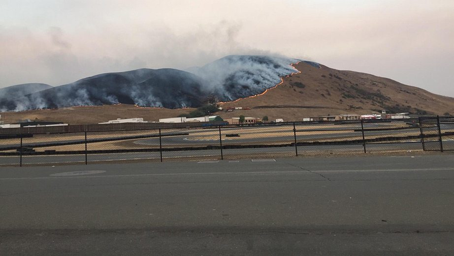 Sonoma Raceway issues status update from fires | NASCAR.com
