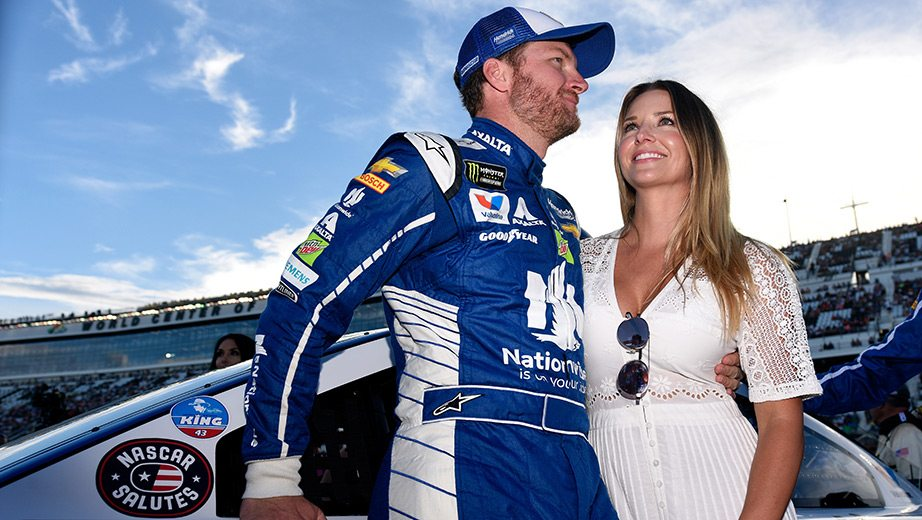 Dale Earnhardt Jr And Amy Expecting First Child Nascar Com