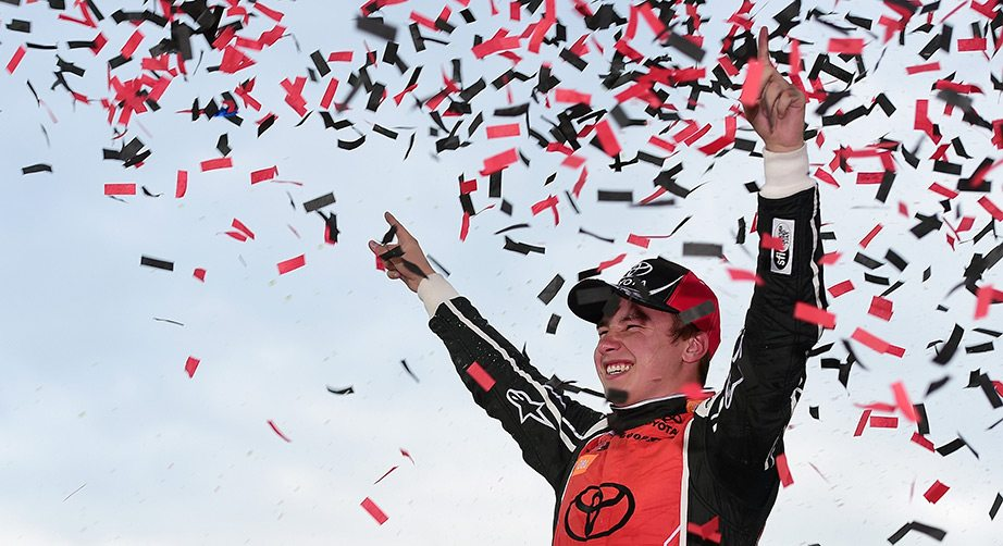 XFINITY results: Christopher Bell posts first win at Kansas | NASCAR.com