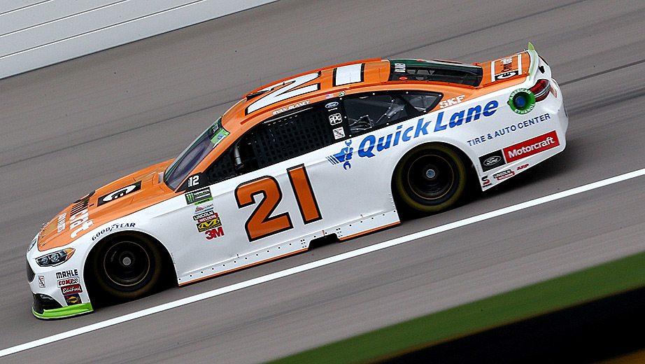 Practice Results: Blaney, Larson top Saturday practices | NASCAR.com