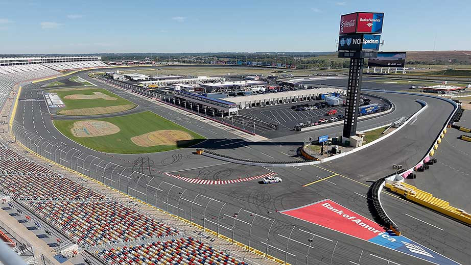 Reaction From Charlotte Road Course Test Nascar Com