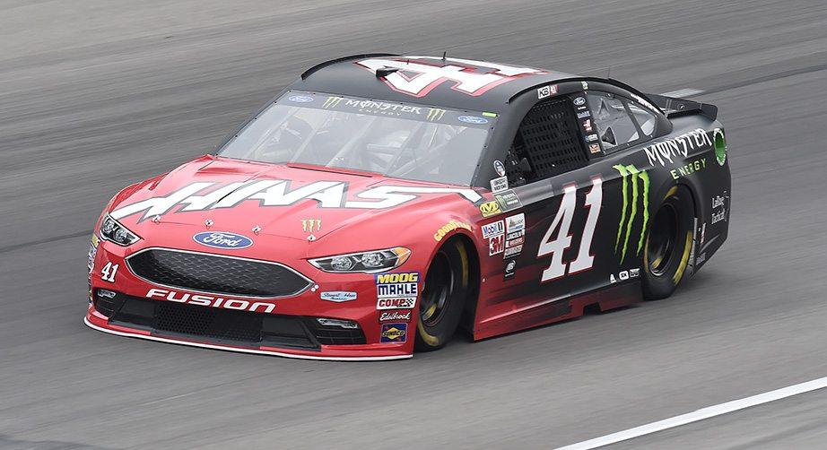Nascar Pole Position >> Kurt Busch sets qualifying speed record at Texas | NASCAR.com