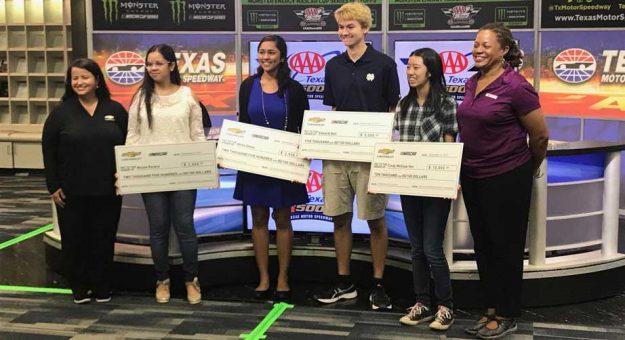 Chevrolet scholarship winners