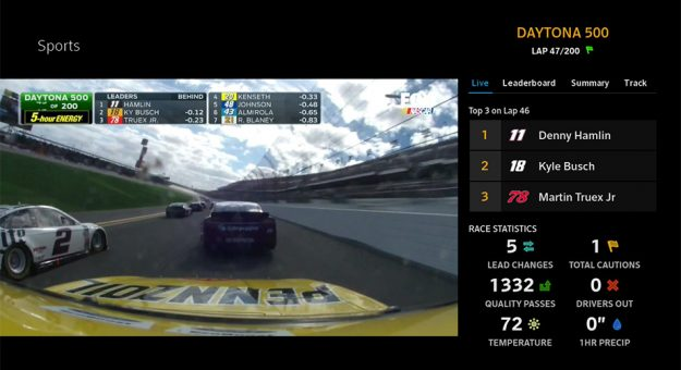 Comcast's XFINITY X1 app launches to rave race reviews | Official