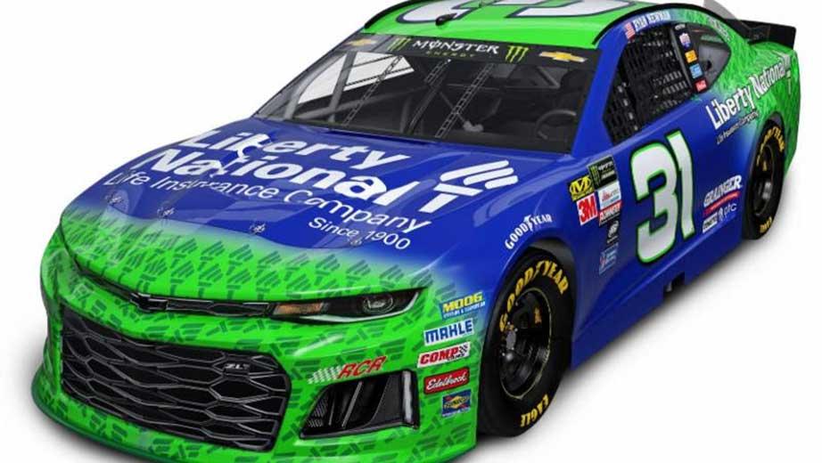 Liberty National to sponsor Ryan Newman at RCR   NASCAR.com