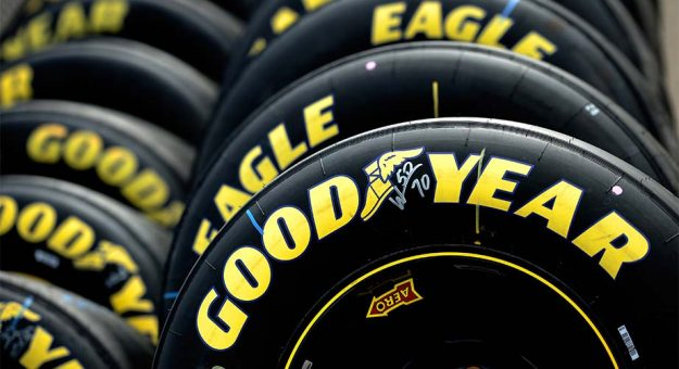 Goodyear racing tires