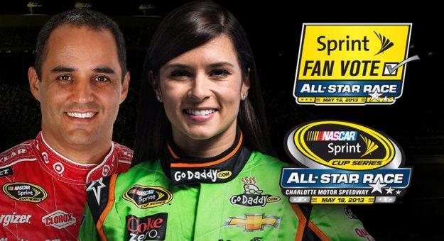 Last chance nascar sprint all star race fan vote for Charlotte motor speedway ticket office