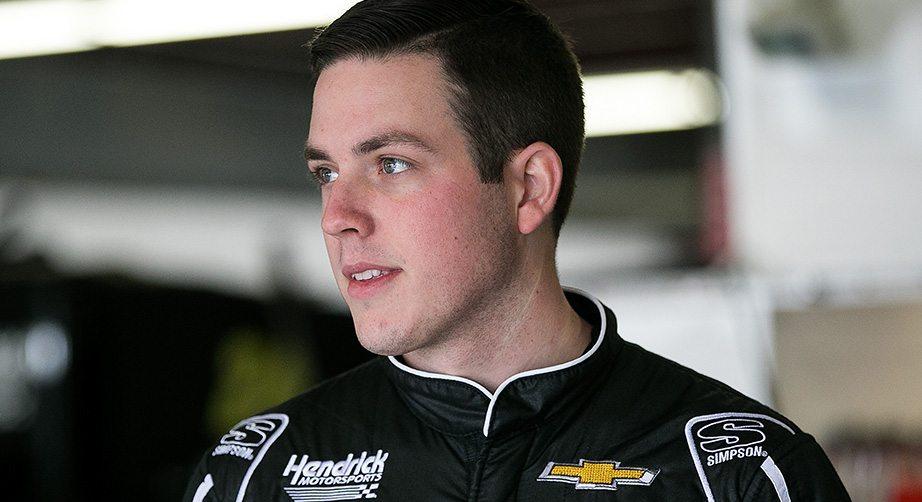 Alex Bowman Hendrick