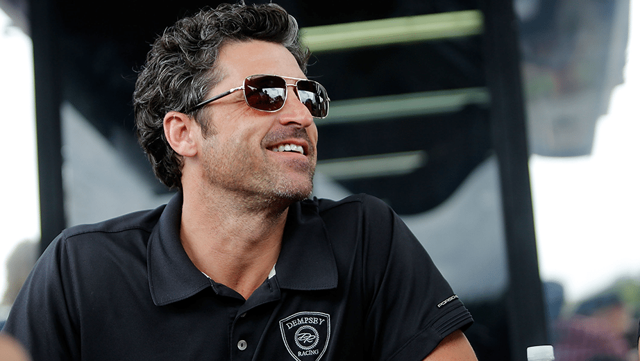 Patrick Dempsey Takes On Circuit Of The Americas Official Site Of