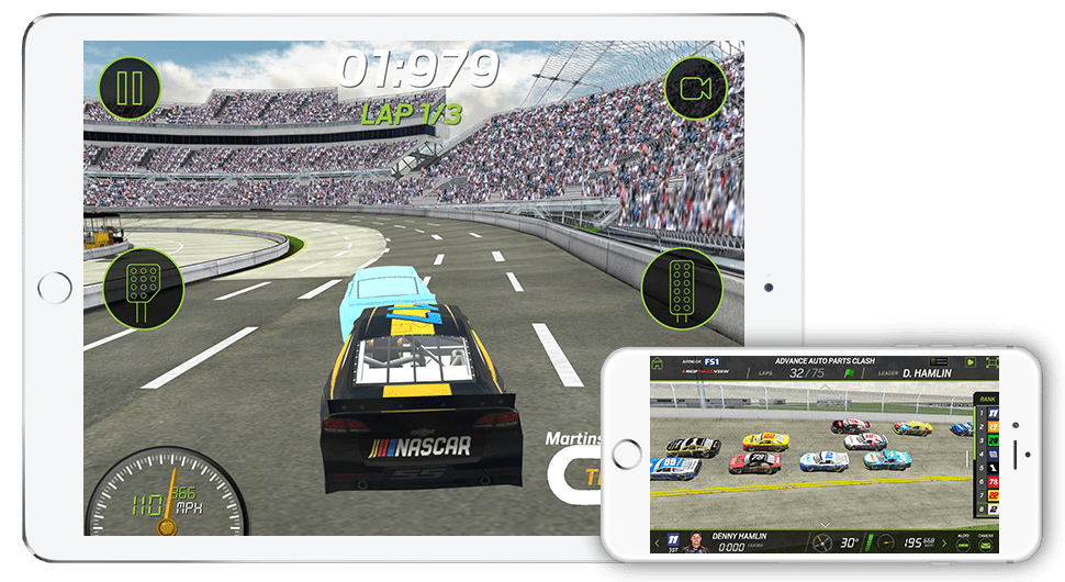 Mobile   Official Site Of NASCAR