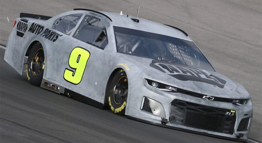 What Does Camaro Mean >> Chase Elliott excited about No. 9, building on playoffs ...