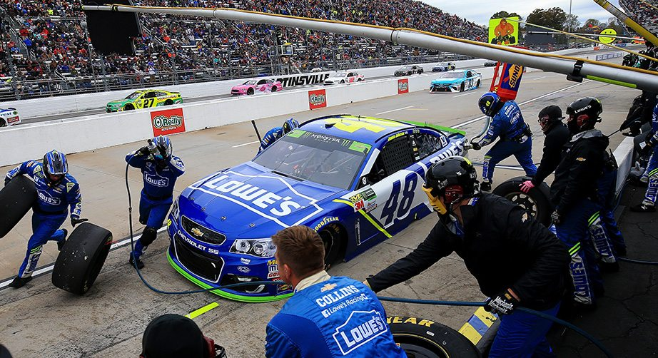 Nascar Teams Tuning Up For New Pit Stop Rules