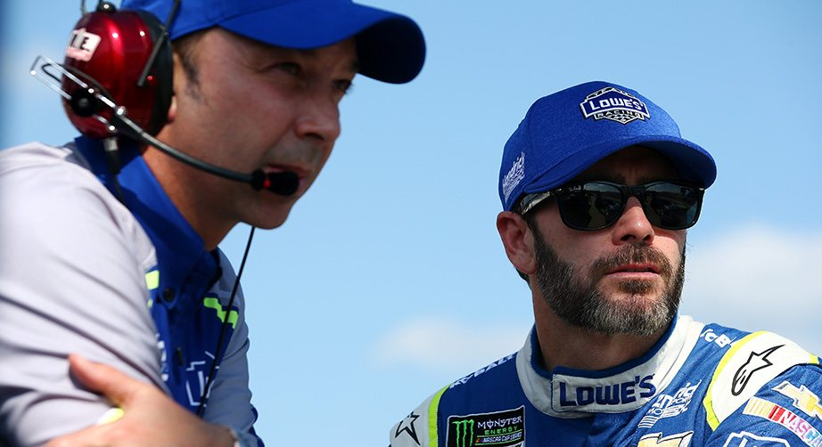 Knaus: Jimmie Johnson 're-dedicated' heading into 2018 | NASCAR.com