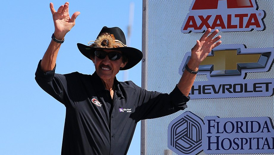 Richard Petty energized by Bubba Wallace's runner-up run | NASCAR.com