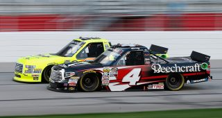 NASCAR Gander Outdoors Truck Series preview