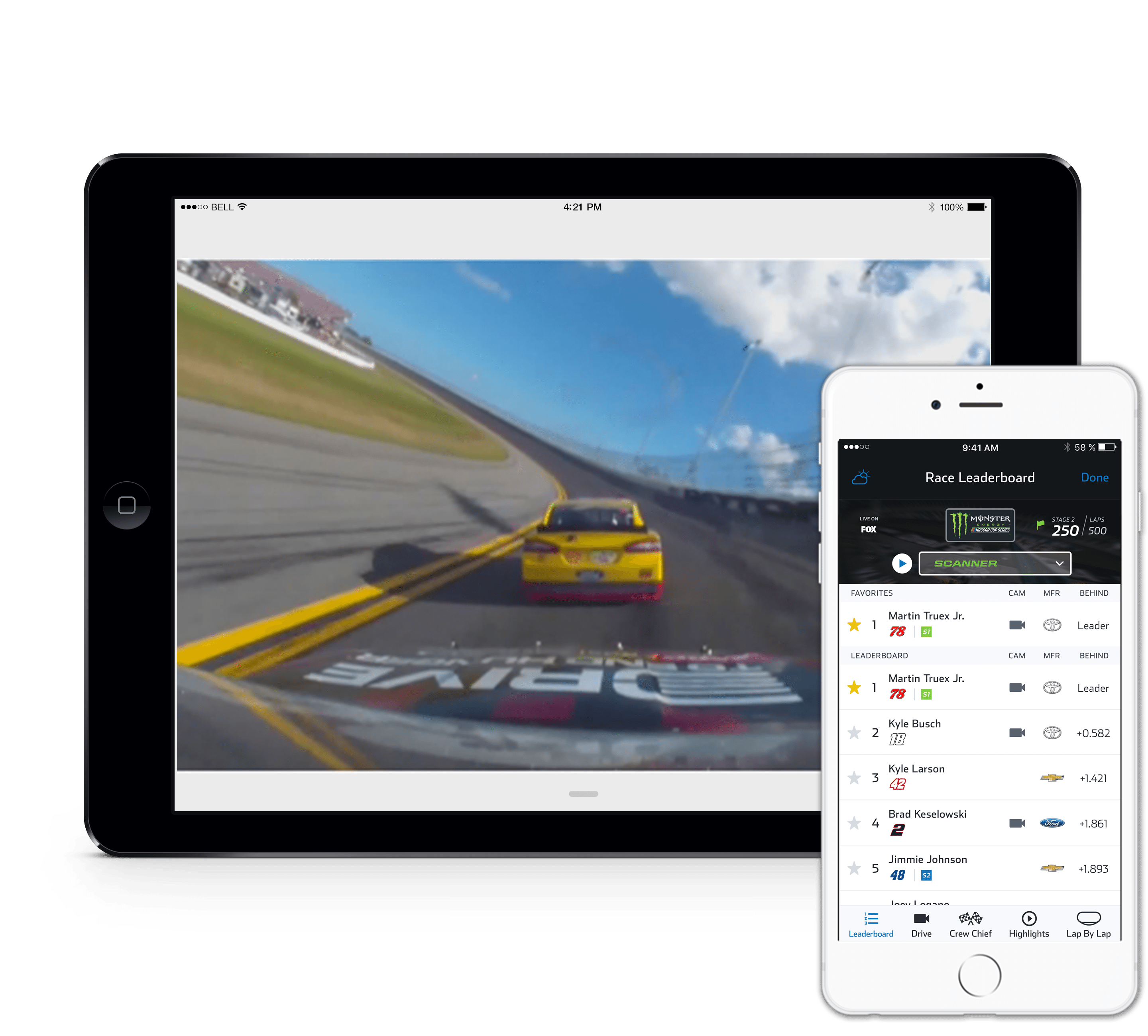 Official Site Of NASCAR