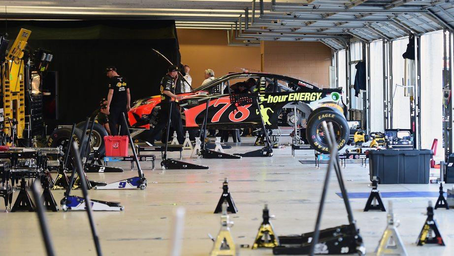 NASCAR to combine inspection procedures at Martinsville | NASCAR.com