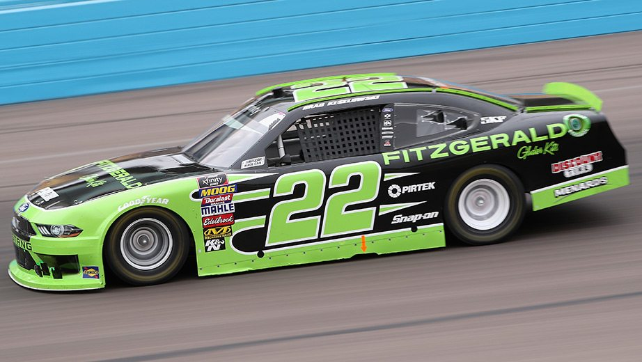 Kyle Busch Motorsports >> Keselowski overcomes penalty to win ISM Raceway   NASCAR.com
