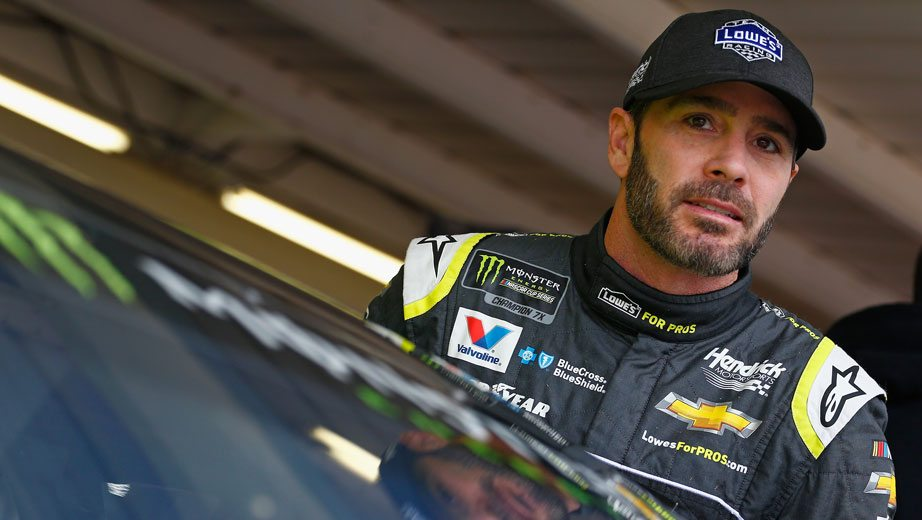 Jimmie Johnson on the future: 'I will be around a while ...